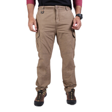 Eiger Highland Cargo Long Pants - Brown