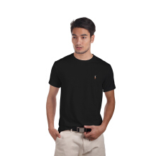 POLO RALPH LAUREN - T Shirt Custom Fit Black Men - PX3100001