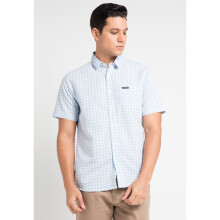 COTTONOLOGY Men's Shirt Vice Blue
