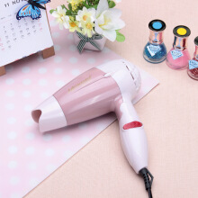 IVOLKS Hair Dryer Pink