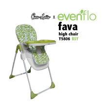 COCOLATTE High Chair Evenflo Fava Y 5806 - BSY