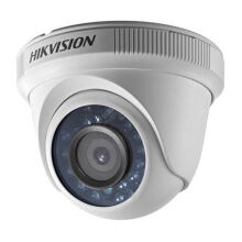 HIKVISION CCTV DS-2CE56C2T-IR HD720p Regular Series Eyeball Outdoor Fixed Lens