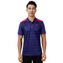 YONEX Men's Polo T-Shirt - Patriot Blue PM-G017-893-28T-17-S
