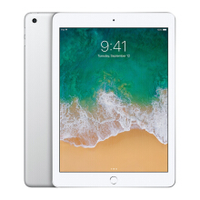 APPLE New iPad 9.7 inch 2018 128GB WIFI and Cellular - Silver