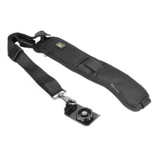 [COZIME] Single Shoulder Sling Belt Strap for DSLR Digital SLR Camera Quick Rapid Others