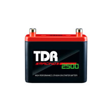 TDR High Performance Lithium Battery 12v 2.5Ah (4S1P)