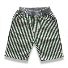 Shorts boys and children striped thin Shorts