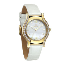 ZECA Women's Watch 118L.LW.P.G1 - White