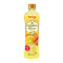 POKKA Natsbee Honey Lemon 450 ml