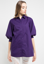 Point One Devlin Dark Purple Tunic