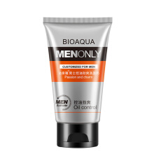BIOAQUA Moisturizing oil control to blackhead shrink pore cleansing foam Net content (g/ml) 100