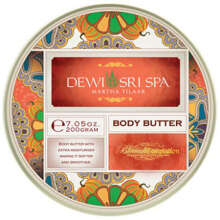 DEWI SRI SPA Blewah Temptation Body Butter - 200g