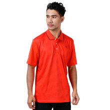 YONEX Men's Polo T-Shirt - Orange.Com