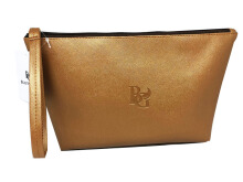 Clutch Bag Berlin Besar Bahan Kulit Waterproof - Copper Beauty Gum