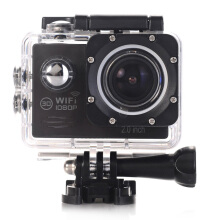 Vfocs SJ7000 1080P 2.0 Inch Screen WiFi Novatek 96655 Chipset Sports Video Camera Camcorder with 170 Degree Wide Angle Lens