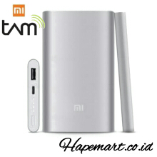 Xiaomi Powerbank Mi 2 10000 MAh Fast Charging Original