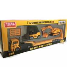 DIE CAST ALAT BERAT CONSTRUCTION CAR
