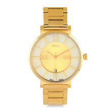 ZECA Women's Watch 1012L.S.D.FG7 - Gold