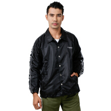 W.ESSENTIELS Delibes Windbreaker Noir Black