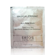 Ertos Masker Jerawat - Anti Acne Mask - 35gr
