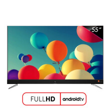 TCL LED Smart Android QLED TV 55 Inch - L55C2UD