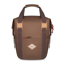 Bodypack Vermont Laptop Backpack - Brown Brown
