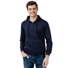 CRESSIDA Hoodie Jacket With List In The Arm [457H258N] - Navy