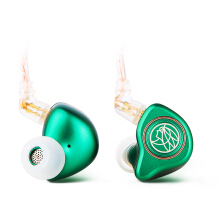 TFZ King Pro HiFi In Ear Monitor Earphone with Detachable Cable - Green
