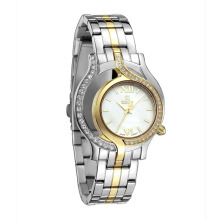 ZECA Women's Watch 115L.HS.P.G1 - Silver Gold