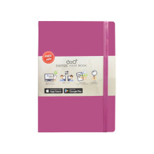 O2O Journal Light Purple NBAFI-HC010
