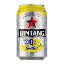 BINTANG Radler 0% Lemon Can 330ml