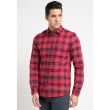 COTTONOLOGY Men's Shirt Los Andreas Red