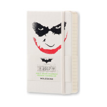 MOLESKINE 12-Month Limited Edition Batman Daily 2017 Planner Pocket