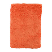 Terry Palmer Cross Line Combed Handuk Mandi 70cmx140cm - Orange