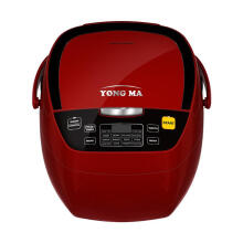 YONG MA Digital Rice Cooker 2 L YMC 801R/SMC 8017 Merah