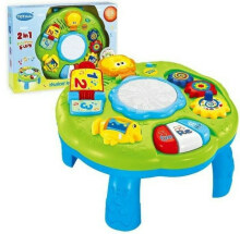MAINAN EDUKASI BABY ANAK 2IN1 PLAY LEARN FUN , MUSICAL LEARNING TABLE