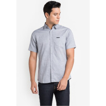COTTONOLOGY Men's Shirt Hella Grey