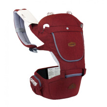 I-ANGEL Hipseat Carrier Hello Melange - Red