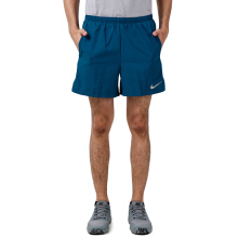NIKE As Mens Flx Chllgr Short 5In - Blue Force/Obsidian