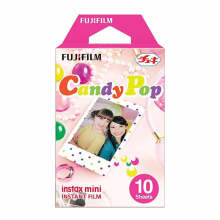 Fujifilm Instax Refill Paper Candy Pop isi 10 lembar