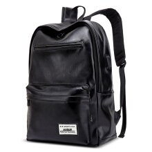 AUGUR Fashion Backpack With USB Charging 973 - Black