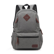 Keness Men's Backpack Travel Bags Student School Bag Girl Backpacks Casual Travel Rucksack
