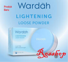 Wardah Lightening Loose Powder - 20g