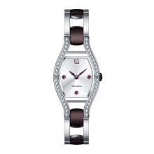 ZECA Women's Watch 142L.S.P.PU1 - Silver Purple