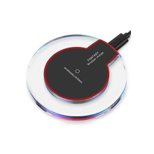 Hot Cute Wireless Charger Mini Charging Stand for iPhone and Samsung E-HYD-Q1