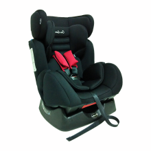 COCOLATTE Carseat CL 888 - Black&Red