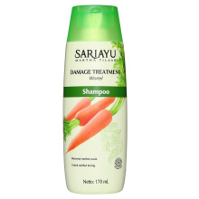 SARIAYU Shampoo Wortel - 170ml