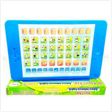 cute baby playpad ipad mini 2 bahasa mainan edukasi anak - biru