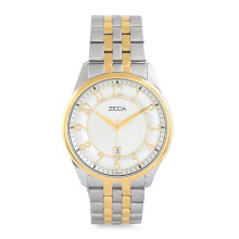 ZECA Women's Watch 3003L.H.D.G1 - Silver