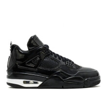 Air Jordan 4 11LAB4 Hitam US 9